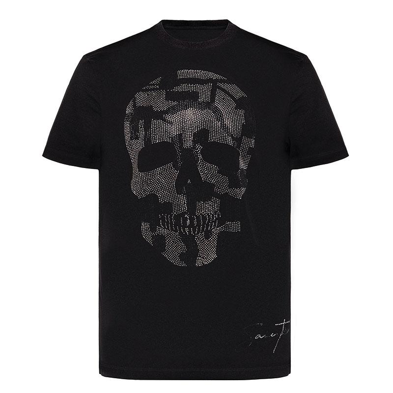 Crystal Skull Head T-Shirt Image