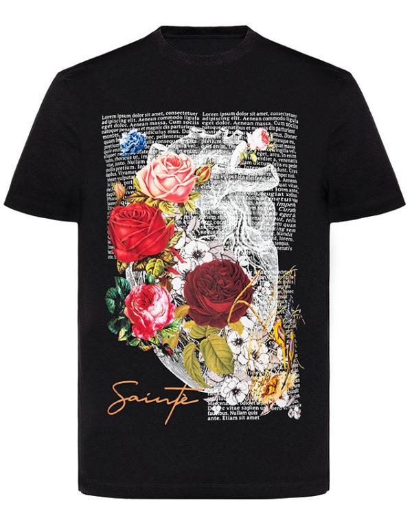 Colourful Beau T-Shirt with super soft design Image