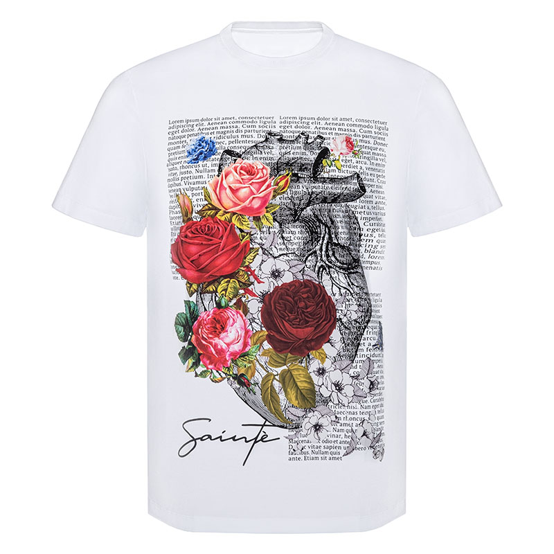 Colourful Beau T-Shirt with super soft design