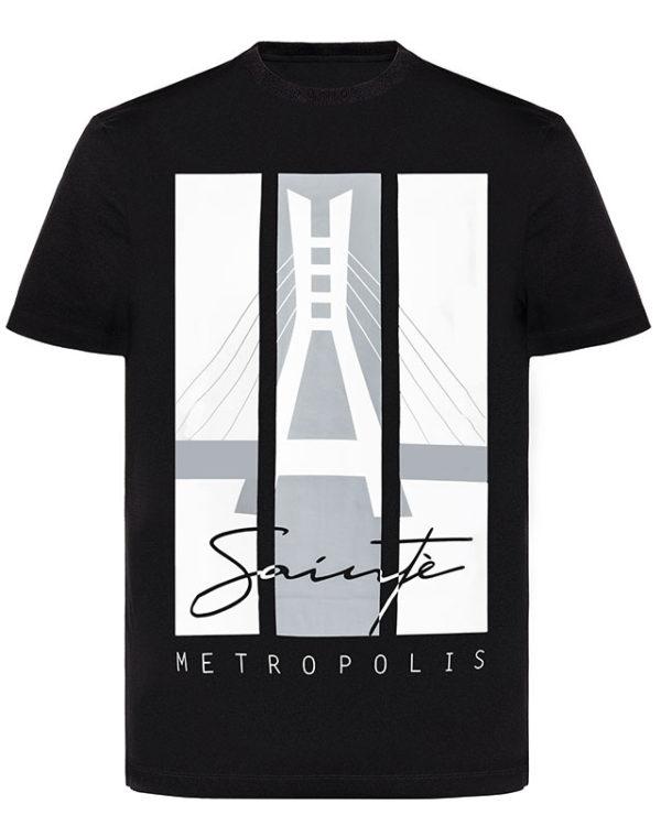 Metropolis Black T-Shirt