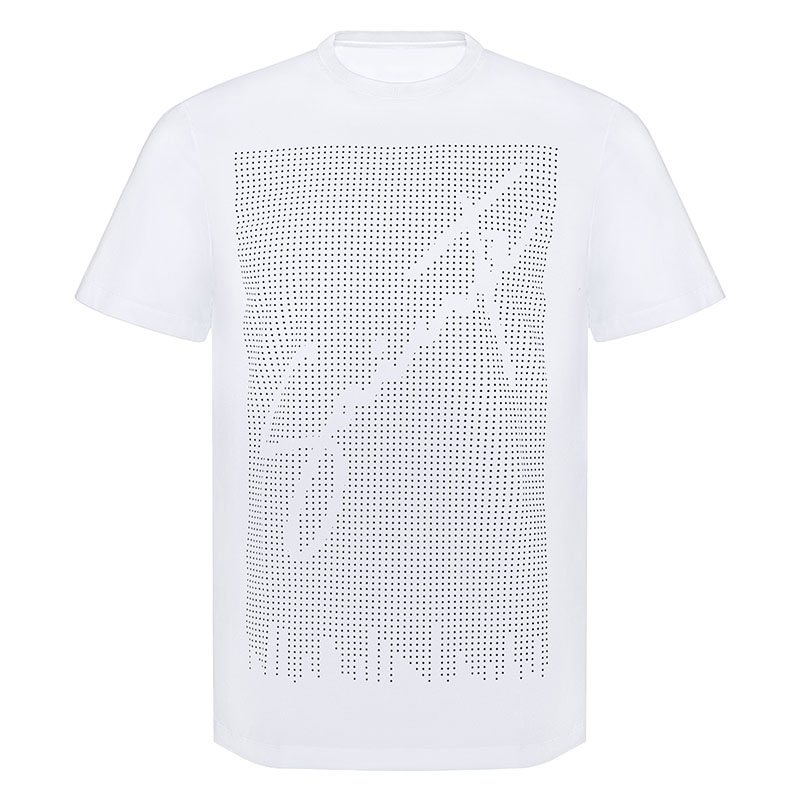 Sainte's Dot Inscription T-Shirt Image